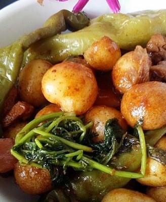 东北酱小土豆