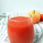 排毒養顏——胡蘿卜番茄蘋果汁