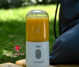 香橙芒果汁