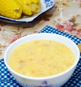 甜玉米浓汤