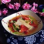 芹菜番茄迪仔鱼