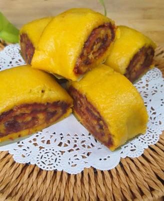 黄金糯米卷