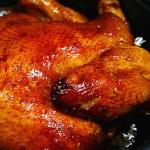 家常烤雞----空炸版