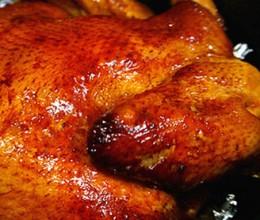 家常烤鸡----空炸版