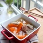 胡萝卜筒骨汤