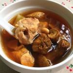 干松茸排骨汤