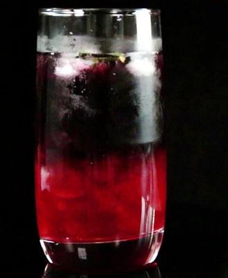 蓝莓花茶,你没喝过的味道