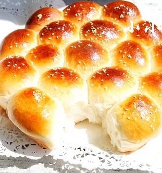 金钱小面包:开学季的早餐面包,做法简单