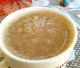 甜梨熟豆豆浆