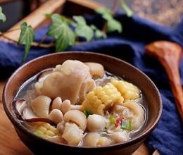 玉米猪蹄汤
