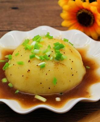 黑椒土豆泥