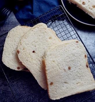 一键式米饭葡萄干面包