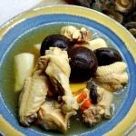 霸王超市-香菇鸡汤