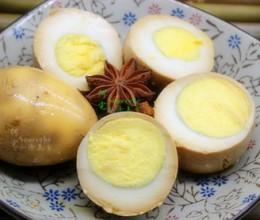 乡巴佬卤鸡蛋