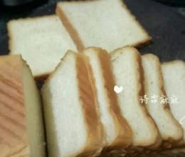 蛋白吐司(中种法)
