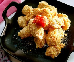香酥味美-鸡米花
