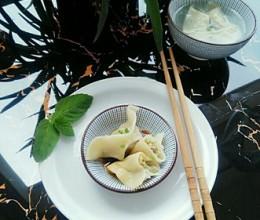 豆角猪肉水饺