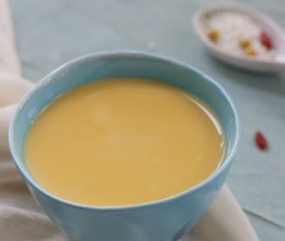 糯米枸杞豆浆