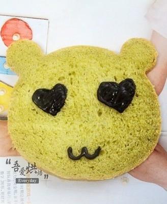 萌萌哒&小熊面包