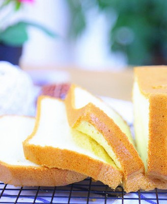 面包机戚风蛋糕  宝宝辅食食谱