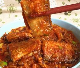 冬菜烧带鱼