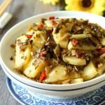 酸菜土豆片