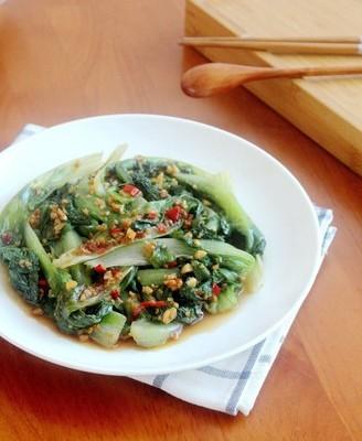 蚝油凉拌生菜