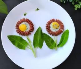 火腿肠太阳蛋