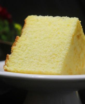 原味6寸戚风蛋糕