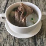 冬瓜鱼丸骨头汤