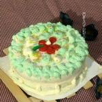 生日菜汁蛋糕