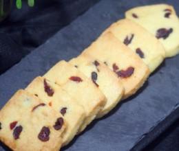 15L小烤箱试验之蔓越莓饼干