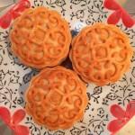月饼(椰蓉蔓越莓馅)