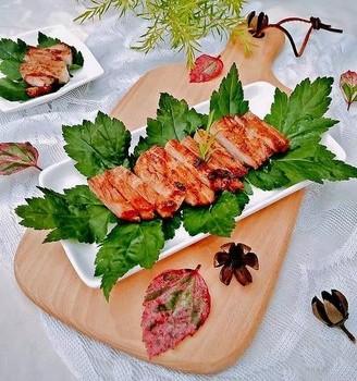 日式松板肉