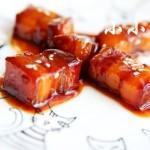 红烧肉:色泽红亮诱人,肥而不腻,入口即