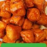 糖醋脆皮豆腐.