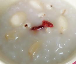 百合薏米粥