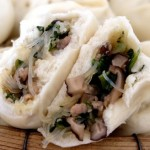 猪肉香菇白菜包