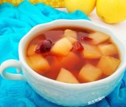 红枣冰糖贡梨水