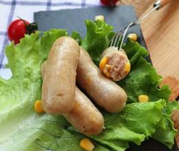 鸡肉玉米肠