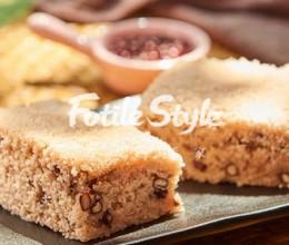 红豆米粉松糕