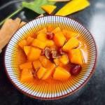 南瓜红枣汤