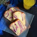 汤种大理石紫薯吐司