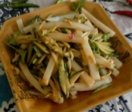 拌豌豆凉粉