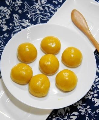 芒果冰皮月饼馅