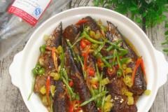 煎熇秋刀鱼