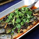 霸王超市丨豆豉辣酱蒸秋刀鱼