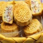 火腿五仁月饼