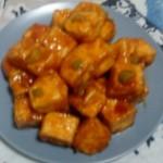 糖醋鸡蛋豆腐