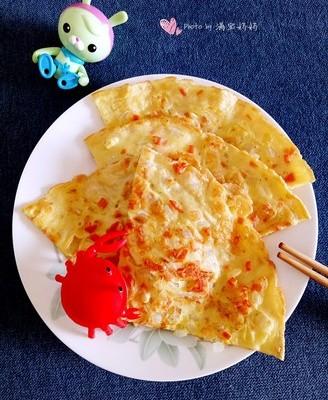 洋葱火腿蛋饼(霸王超市)